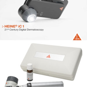 Heine Dermatoscope - website