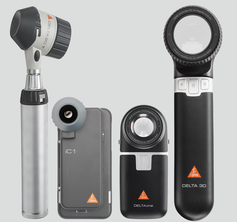 Heine Dermatoscopes